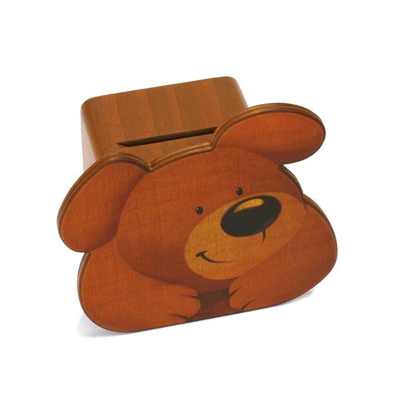 Spardose Bär
